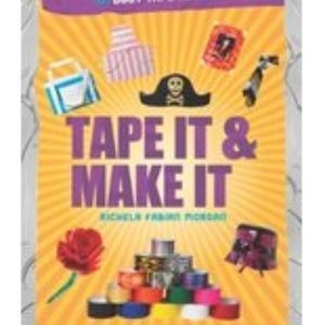 Tape It & Make It 101 Duct Tape Activities Book